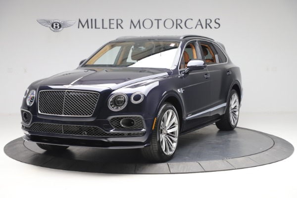 New 2020 Bentley Bentayga Speed for sale Sold at Bugatti of Greenwich in Greenwich CT 06830 1
