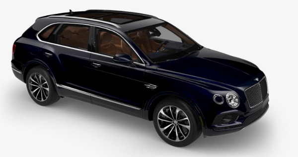 New 2020 Bentley Bentayga V8 for sale Sold at Bugatti of Greenwich in Greenwich CT 06830 5