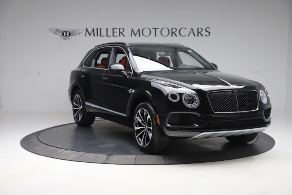 New 2020 Bentley Bentayga V8 for sale $181,250 at Bugatti of Greenwich in Greenwich CT 06830 11