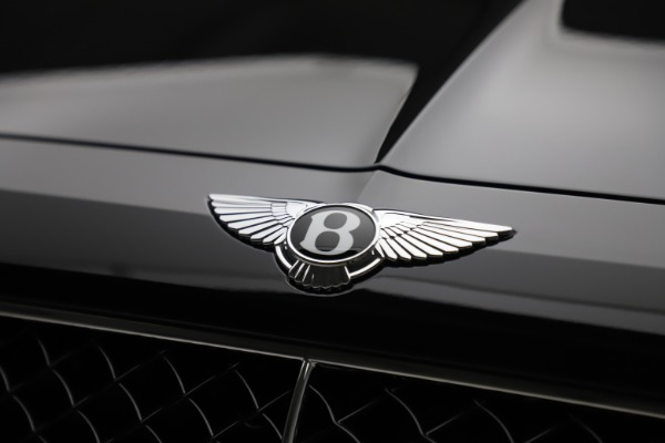 New 2020 Bentley Bentayga V8 for sale $181,250 at Bugatti of Greenwich in Greenwich CT 06830 14