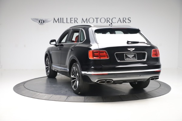 New 2020 Bentley Bentayga V8 for sale $181,250 at Bugatti of Greenwich in Greenwich CT 06830 5