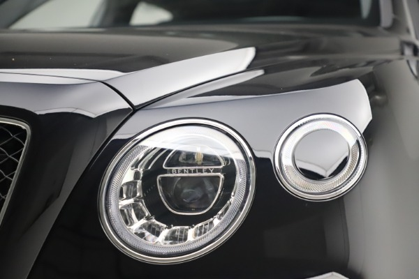 New 2020 Bentley Bentayga V8 for sale Sold at Bugatti of Greenwich in Greenwich CT 06830 14
