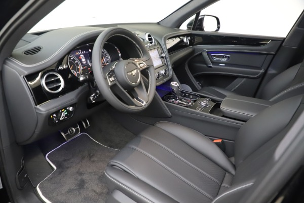 New 2020 Bentley Bentayga V8 for sale Sold at Bugatti of Greenwich in Greenwich CT 06830 17