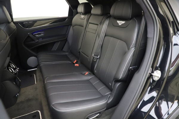 New 2020 Bentley Bentayga V8 for sale Sold at Bugatti of Greenwich in Greenwich CT 06830 22
