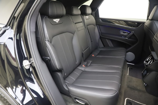 New 2020 Bentley Bentayga V8 for sale Sold at Bugatti of Greenwich in Greenwich CT 06830 25