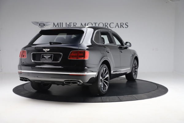 New 2020 Bentley Bentayga V8 for sale Sold at Bugatti of Greenwich in Greenwich CT 06830 7