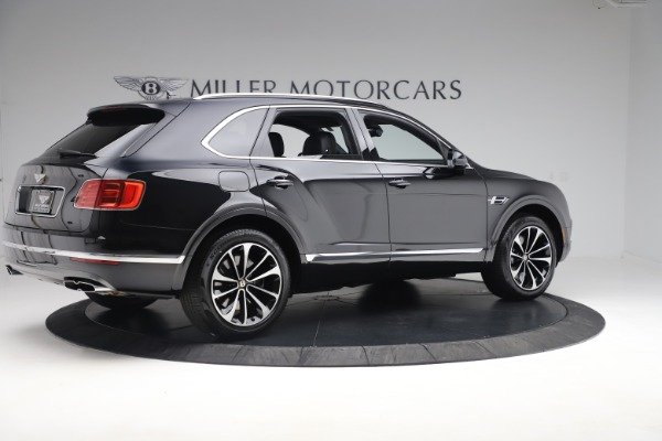 New 2020 Bentley Bentayga V8 for sale Sold at Bugatti of Greenwich in Greenwich CT 06830 8