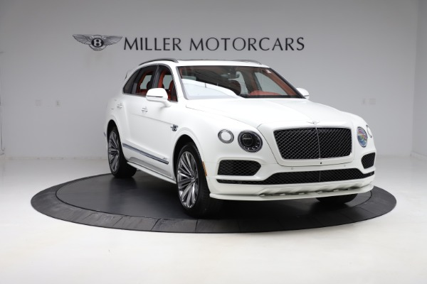 New 2020 Bentley Bentayga Speed for sale $244,145 at Bugatti of Greenwich in Greenwich CT 06830 11