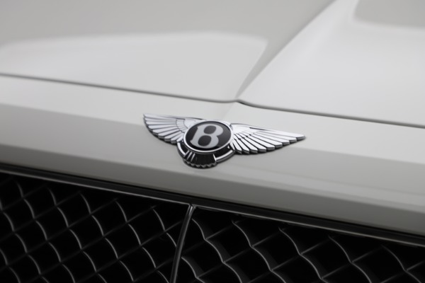 New 2020 Bentley Bentayga Speed for sale $244,145 at Bugatti of Greenwich in Greenwich CT 06830 14