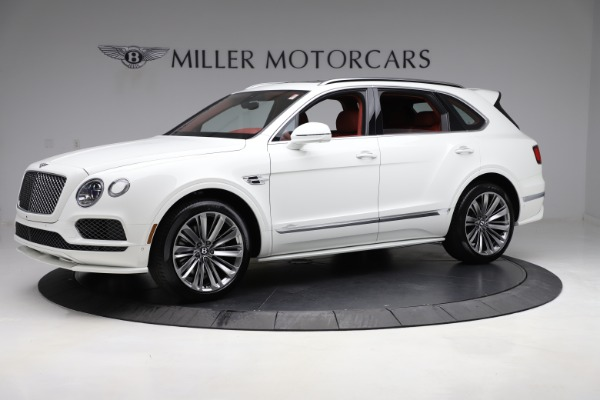 New 2020 Bentley Bentayga Speed for sale $244,145 at Bugatti of Greenwich in Greenwich CT 06830 2