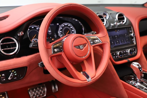 New 2020 Bentley Bentayga Speed for sale $244,145 at Bugatti of Greenwich in Greenwich CT 06830 23