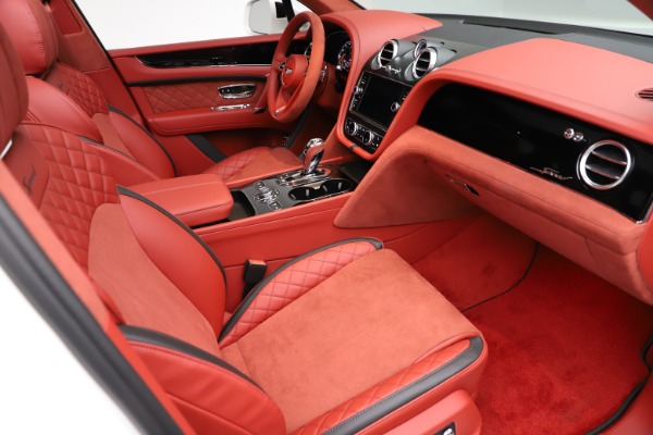 New 2020 Bentley Bentayga Speed for sale $244,145 at Bugatti of Greenwich in Greenwich CT 06830 28