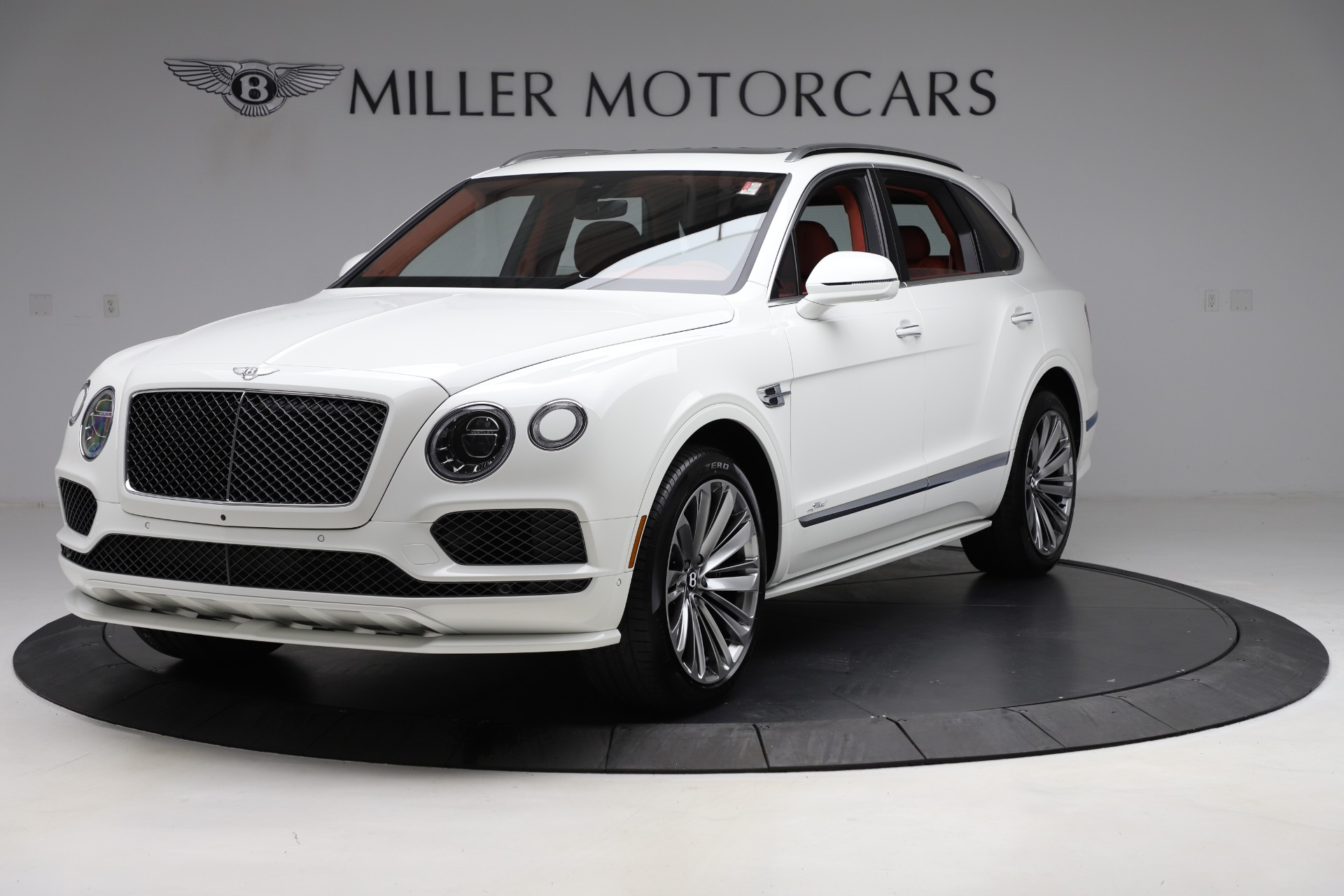 New 2020 Bentley Bentayga Speed for sale $244,145 at Bugatti of Greenwich in Greenwich CT 06830 1