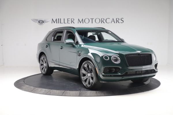 New 2020 Bentley Bentayga V8 Design Series for sale $223,015 at Bugatti of Greenwich in Greenwich CT 06830 11