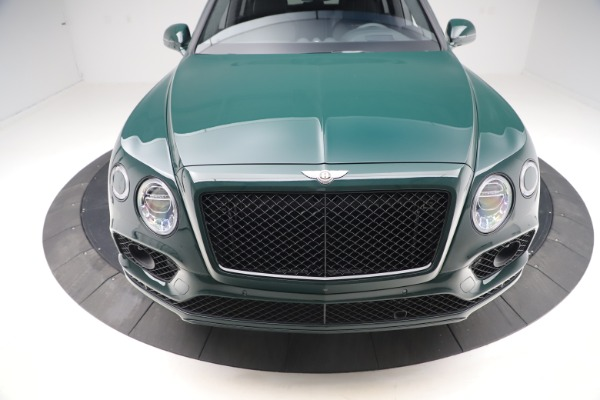 New 2020 Bentley Bentayga V8 Design Series for sale $223,015 at Bugatti of Greenwich in Greenwich CT 06830 13