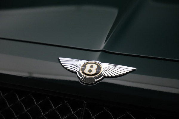 New 2020 Bentley Bentayga V8 Design Series for sale $223,015 at Bugatti of Greenwich in Greenwich CT 06830 14