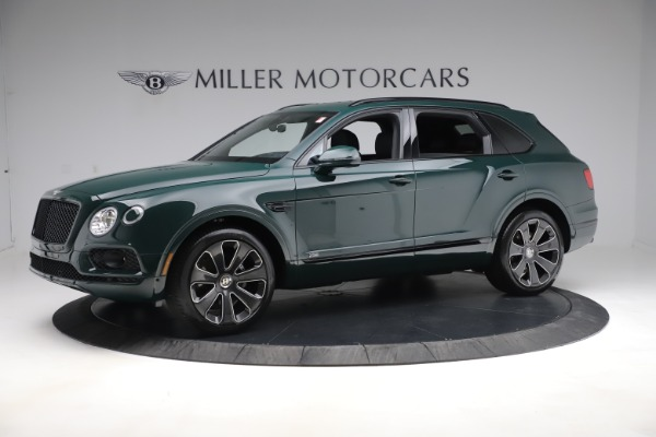 New 2020 Bentley Bentayga V8 Design Series for sale $223,015 at Bugatti of Greenwich in Greenwich CT 06830 2