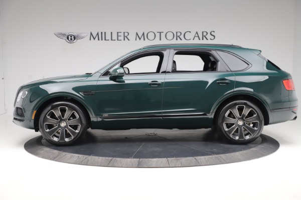 New 2020 Bentley Bentayga V8 Design Series for sale $223,015 at Bugatti of Greenwich in Greenwich CT 06830 3