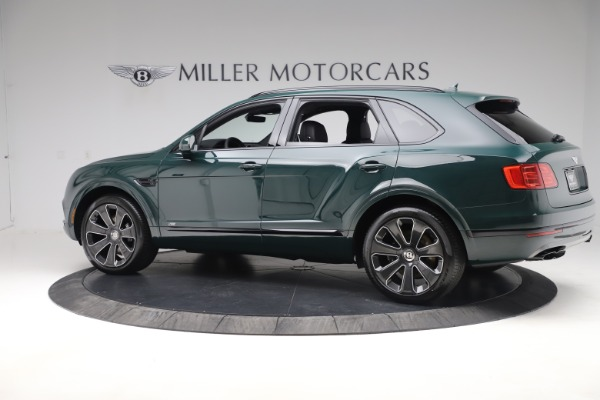 New 2020 Bentley Bentayga V8 Design Series for sale $223,015 at Bugatti of Greenwich in Greenwich CT 06830 4