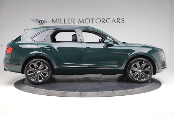 New 2020 Bentley Bentayga V8 Design Series for sale $223,015 at Bugatti of Greenwich in Greenwich CT 06830 9