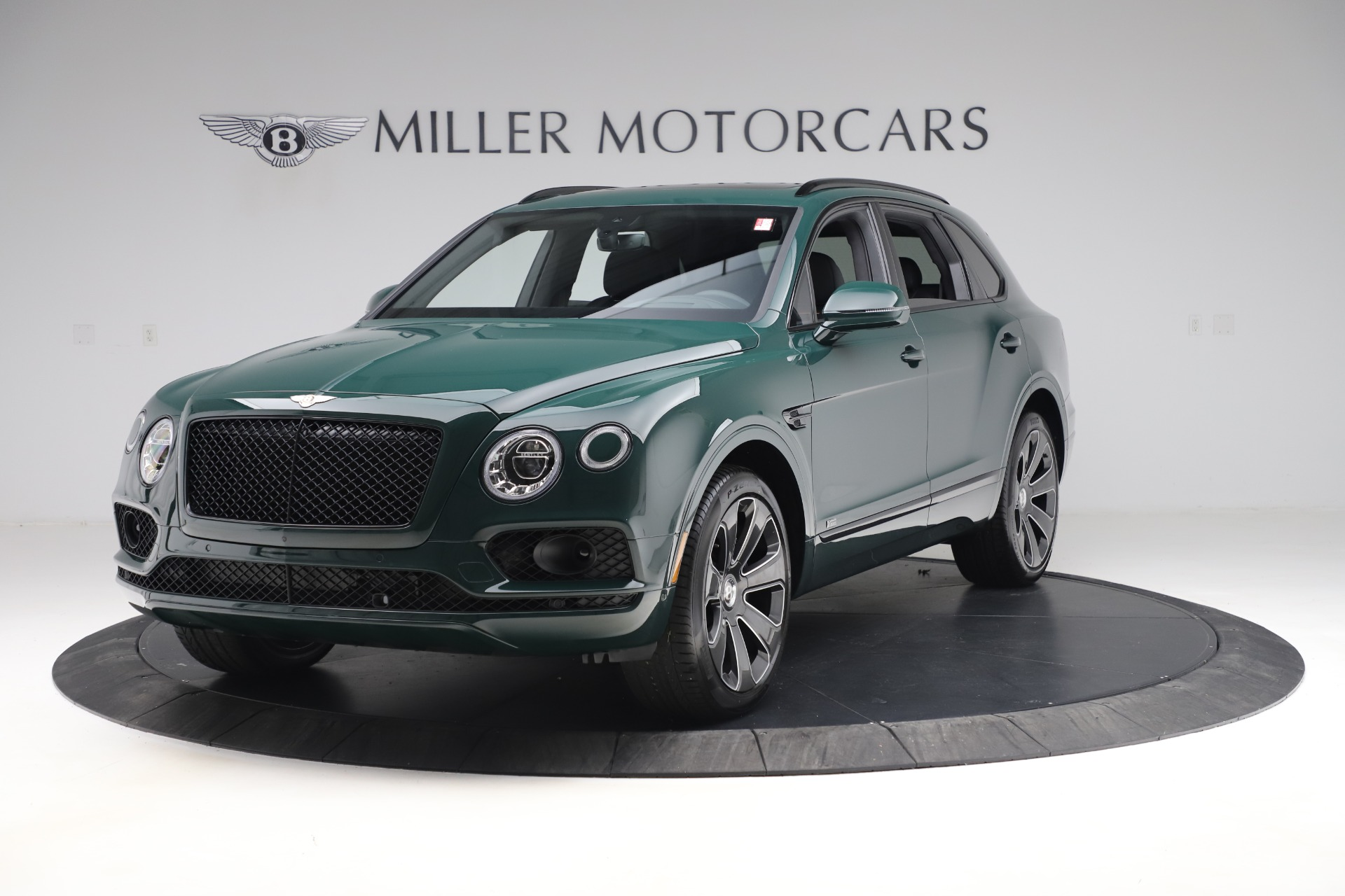 New 2020 Bentley Bentayga V8 Design Series for sale $223,015 at Bugatti of Greenwich in Greenwich CT 06830 1