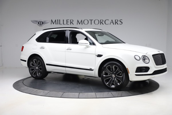 New 2020 Bentley Bentayga V8 Design Series for sale $216,860 at Bugatti of Greenwich in Greenwich CT 06830 10