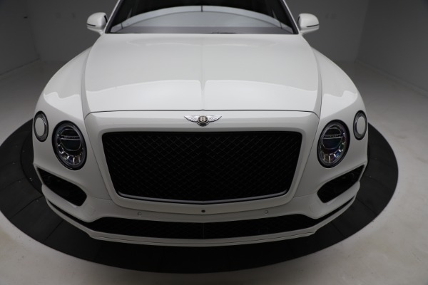 New 2020 Bentley Bentayga V8 Design Series for sale $216,860 at Bugatti of Greenwich in Greenwich CT 06830 14