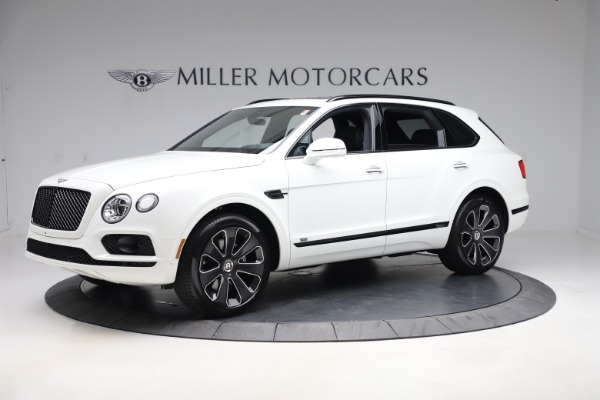 New 2020 Bentley Bentayga V8 Design Series for sale $216,860 at Bugatti of Greenwich in Greenwich CT 06830 2