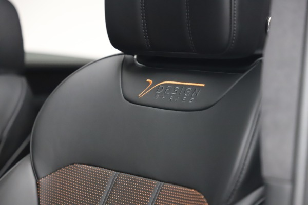 New 2020 Bentley Bentayga V8 Design Series for sale $216,860 at Bugatti of Greenwich in Greenwich CT 06830 20