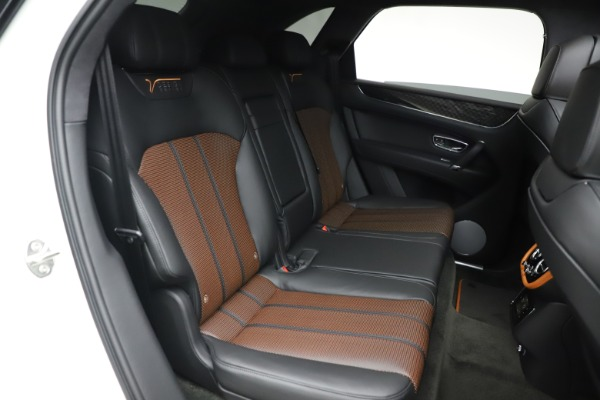 New 2020 Bentley Bentayga V8 Design Series for sale $216,860 at Bugatti of Greenwich in Greenwich CT 06830 26