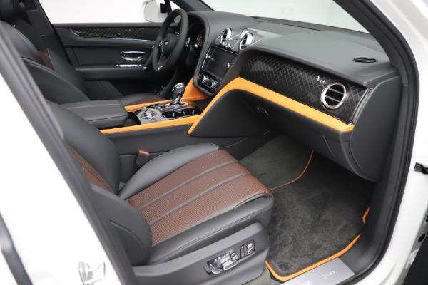 New 2020 Bentley Bentayga V8 Design Series for sale $216,860 at Bugatti of Greenwich in Greenwich CT 06830 27