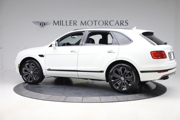 New 2020 Bentley Bentayga V8 Design Series for sale $216,860 at Bugatti of Greenwich in Greenwich CT 06830 4