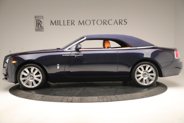Used 2016 Rolls-Royce Dawn for sale Sold at Bugatti of Greenwich in Greenwich CT 06830 10