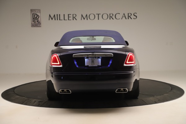 Used 2016 Rolls-Royce Dawn for sale Sold at Bugatti of Greenwich in Greenwich CT 06830 12