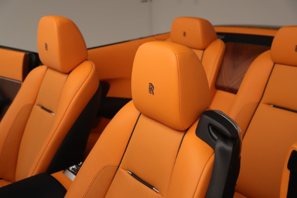 Used 2016 Rolls-Royce Dawn for sale Sold at Bugatti of Greenwich in Greenwich CT 06830 20