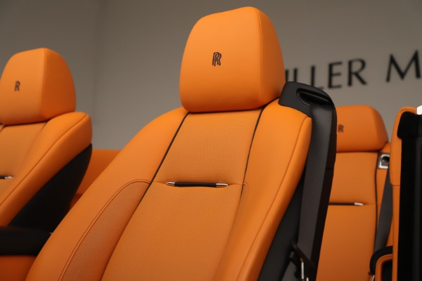 Used 2016 Rolls-Royce Dawn for sale Sold at Bugatti of Greenwich in Greenwich CT 06830 21