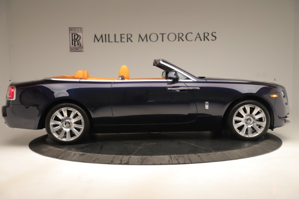 Used 2016 Rolls-Royce Dawn for sale Sold at Bugatti of Greenwich in Greenwich CT 06830 7