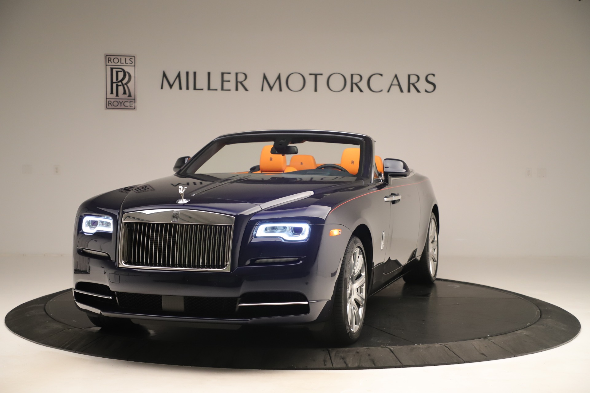 Used 2016 Rolls-Royce Dawn for sale Sold at Bugatti of Greenwich in Greenwich CT 06830 1