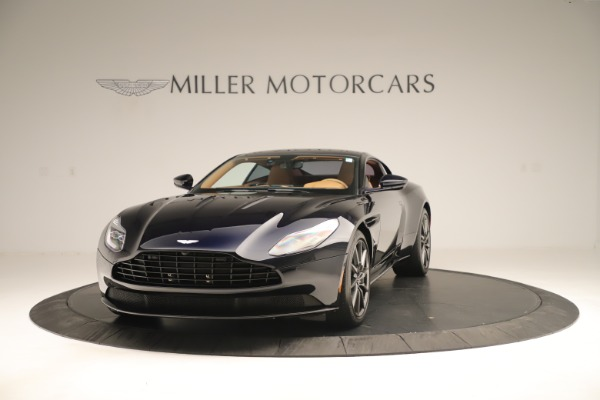 Used 2017 Aston Martin DB11 Launch Edition for sale Sold at Bugatti of Greenwich in Greenwich CT 06830 11