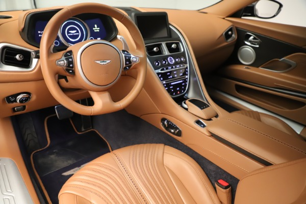 Used 2017 Aston Martin DB11 Launch Edition for sale Sold at Bugatti of Greenwich in Greenwich CT 06830 13