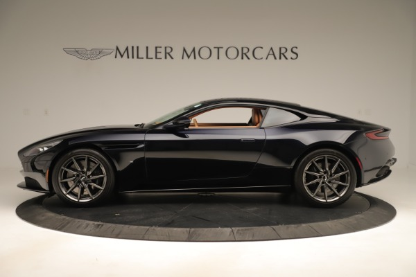 Used 2017 Aston Martin DB11 Launch Edition for sale Sold at Bugatti of Greenwich in Greenwich CT 06830 2