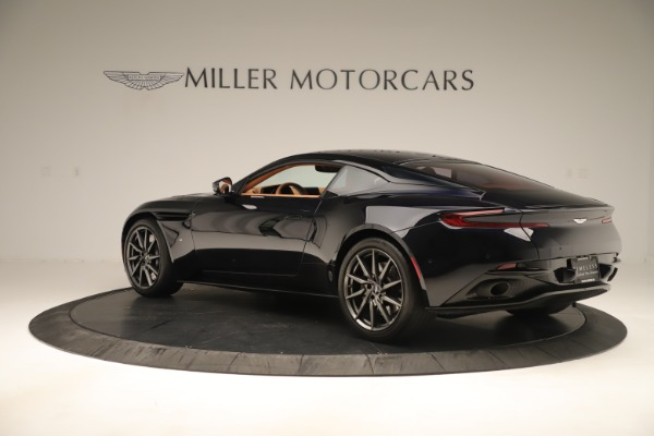 Used 2017 Aston Martin DB11 Launch Edition for sale Sold at Bugatti of Greenwich in Greenwich CT 06830 3
