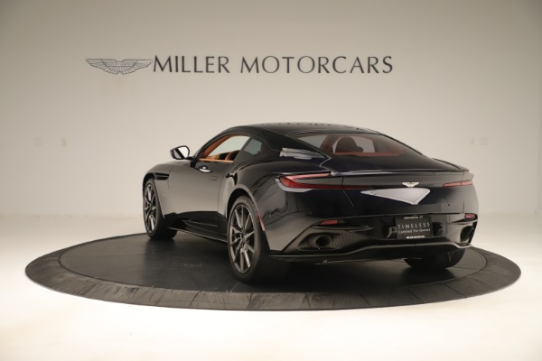 Used 2017 Aston Martin DB11 Launch Edition for sale Sold at Bugatti of Greenwich in Greenwich CT 06830 4