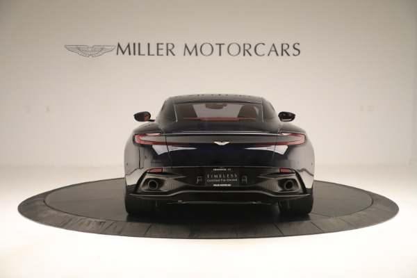 Used 2017 Aston Martin DB11 Launch Edition for sale Sold at Bugatti of Greenwich in Greenwich CT 06830 5