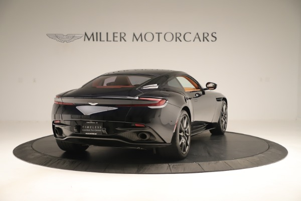 Used 2017 Aston Martin DB11 Launch Edition for sale Sold at Bugatti of Greenwich in Greenwich CT 06830 6