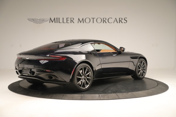 Used 2017 Aston Martin DB11 Launch Edition for sale Sold at Bugatti of Greenwich in Greenwich CT 06830 7