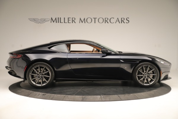 Used 2017 Aston Martin DB11 Launch Edition for sale Sold at Bugatti of Greenwich in Greenwich CT 06830 8