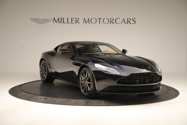 Used 2017 Aston Martin DB11 Launch Edition for sale Sold at Bugatti of Greenwich in Greenwich CT 06830 9