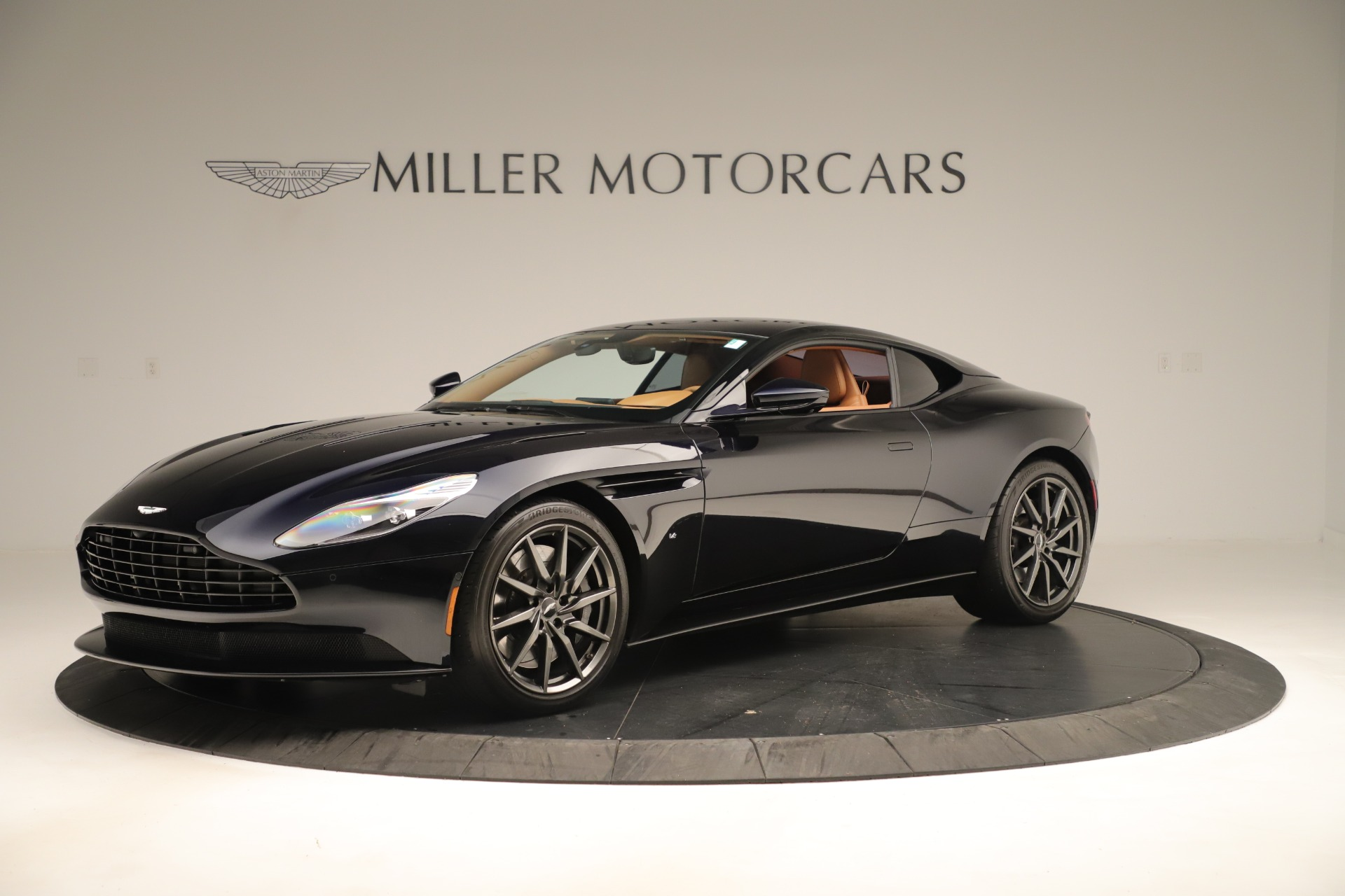 Used 2017 Aston Martin DB11 Launch Edition for sale Sold at Bugatti of Greenwich in Greenwich CT 06830 1