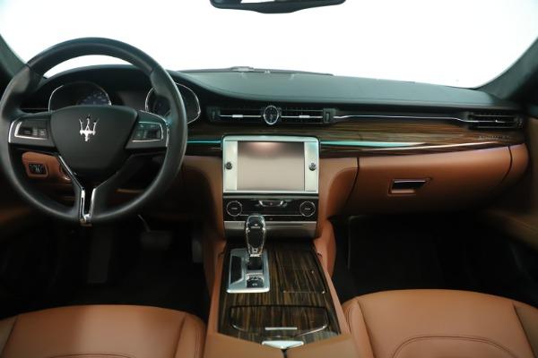 Used 2014 Maserati Quattroporte S Q4 for sale Sold at Bugatti of Greenwich in Greenwich CT 06830 18